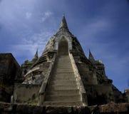 Sanphet si phra Wat в ayutthaya Стоковое Изображение