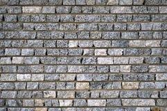 Sanpietrini, typical brick background Rome, Italy Stock Image