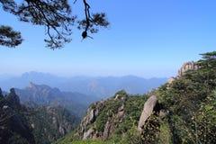 Sanqing góra Zdjęcie Stock
