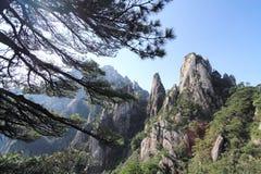 Sanqing góra Obrazy Stock