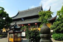 Sanqing korridor Arkivfoton