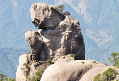 Sanqing mountain Stock Photography