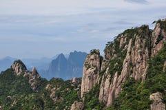 Sanqing mountain Royalty Free Stock Photo