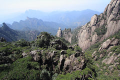 Sanqing mountain Stock Image