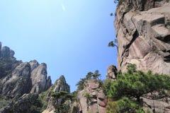 Sanqing mountain Royalty Free Stock Photos