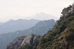 The Sanqing Mountain Stock Images