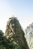 Sanqingshan mountain scenery Stock Images