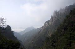 Sanqingshan Mountain Mt Sanqing China stock photos