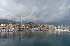 Sanremo, итальянец Ривьера стоковые изображения