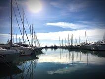 Sanremo de Portosole Imagen de archivo