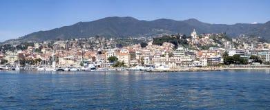 Sanremo, Italian Riviera Stock Photography