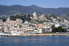 Sanremo, Italian Riviera Stock Photo