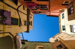 Sanremo, La Pigna Royalty Free Stock Image