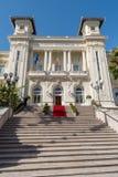 Sanremo Miejski kasyno zdjęcie stock