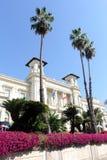 Sanremo Municipal Casino in Italy Royalty Free Stock Photo