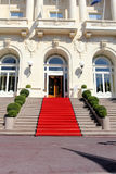 Sanremo Municipal Casino in Italy Stock Image