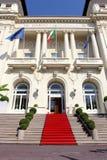 Sanremo Municipal Casino in Italy Royalty Free Stock Photos