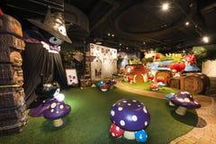 Sanrio Hello Kitty Town stock foto