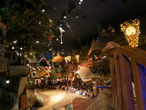 Sanrio intérieur Puroland Photos libres de droits