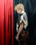 Sans-abri vif inférieur Photo libre de droits