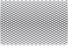 Sans couture, fond de nid d'abeilles de modèle fait de cellules illustration libre de droits