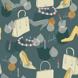 Sans couture pour la femme Photographie stock libre de droits