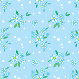 Sans joint floral Images stock