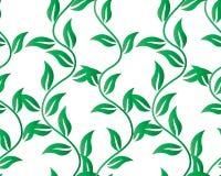 Sans joint floral illustration libre de droits