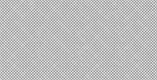Sans joint net en métal Images stock