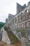Sans-Souci des ruines chez Milot, le Haïti Image libre de droits