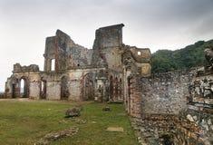 Sans-Souci le palais, le Haïti Image stock