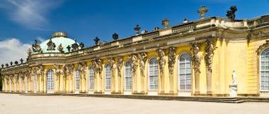 Sans Souci. Palace, Potsdam, Germany Stock Images