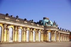 Sans souci in Potsdam Stock Image