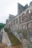 Sans-Souci Ruins at Milot, Haiti Royalty Free Stock Image