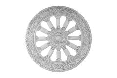 Sansara wheel Royalty Free Stock Image