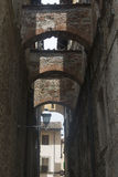 Sansepolcro (Τοσκάνη, Ιταλία) Στοκ εικόνες με δικαίωμα ελεύθερης χρήσης