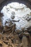 Sansepolcro (Тоскана, Италия) Стоковые Фото