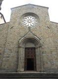 Sansepolcro (Тоскана, Италия) Стоковые Изображения RF