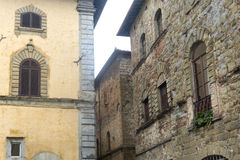Sansepolcro (Тоскана, Италия) Стоковое Фото
