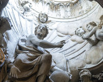 Sansepolcro (Toscânia, Itália) Imagem de Stock Royalty Free
