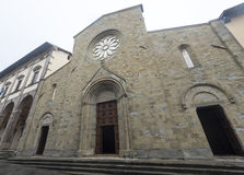 Sansepolcro (Toscânia, Itália) Imagens de Stock Royalty Free