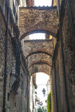 Sansepolcro (Toscana) Immagine Stock