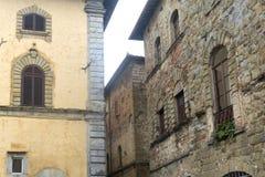 Sansepolcro (Toscana, Italia) Fotografia Stock