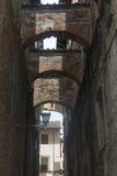 Sansepolcro (Toscane, Italie) Images libres de droits