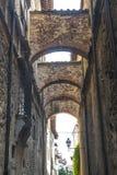 Sansepolcro (Toskana) Stockbild