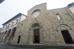 Sansepolcro (Toskana, Italien) Stockfotografie