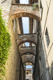 Sansepolcro (Tuscany) Royalty Free Stock Photo