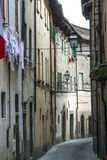 Sansepolcro (Tuscany) Royalty Free Stock Images