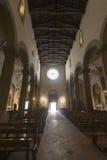 Sansepolcro (Tuscany, Italien) Arkivfoto