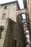 Sansepolcro (Tuscany, Italien) Royaltyfria Foton